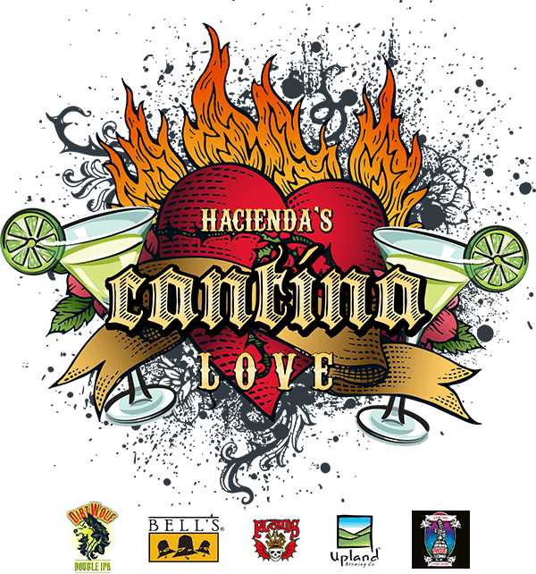 Hacienda's Cantina Love
